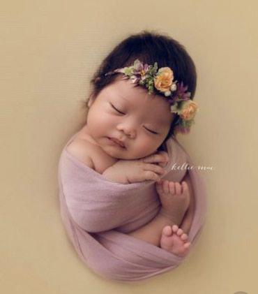 Фотосессия для новорожденных. в Бишкек