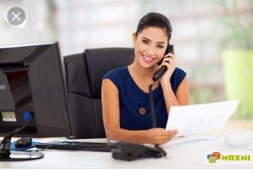 Срочно требуется оператор на телефон. График работы с 9:00-18:00 в Бишкек