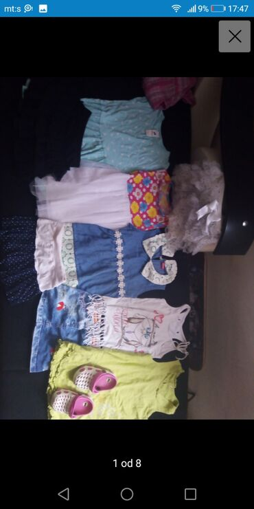 Za decu | Beograd: Paket za devojcicu od 3 god kao novo, sve je u perfektnom stanju