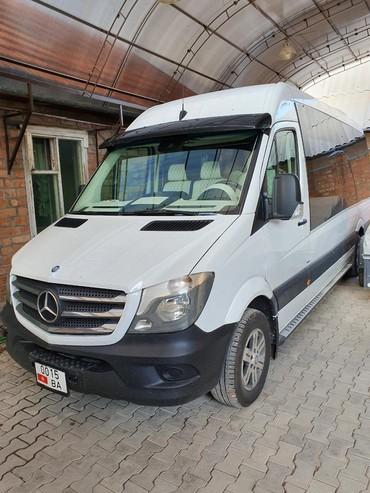 Услуги микроавтобуса Мерседес в Бишкек
