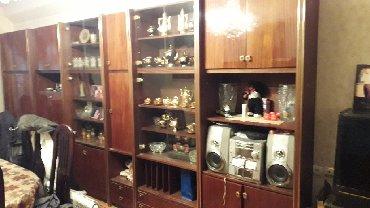 стенка венге в Азербайджан: Мебель стенка производство Чехия в хорошем состояние. Цена