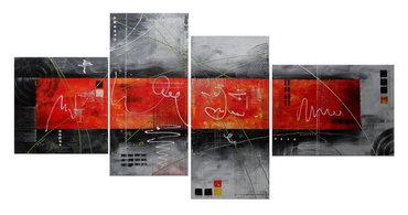 Slike | Lebane: Ulje na platnu, spahtla, veliki nanos boja, slika je iz cetri dela