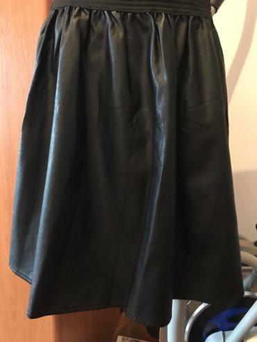 Suknja velicina L - Trstenik