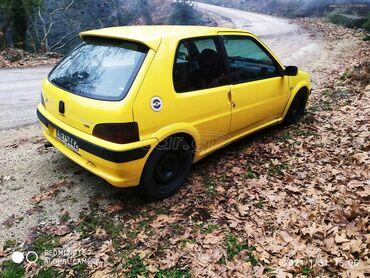 Peugeot 106 1.6 l. 2001 | 173000 km