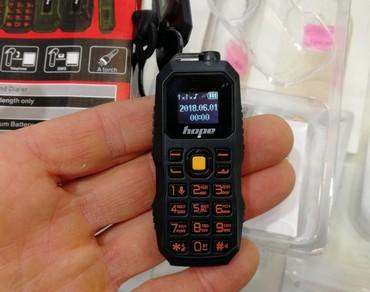 Mobile - Srbija: Mini mobilni telefon HOPE M60 Voice changer Dual Sim - Rover -
