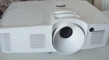 проектор-домашний-кинотеатр в Кыргызстан: Продаю проектор Optoma HD26 Описание:  HD26 - огромный размер изображе