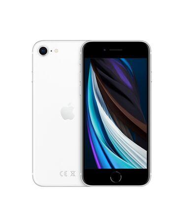 туры в дубай из бишкека 2020 в Кыргызстан: IPhone SE   128 ГБ   Белый Новый   Гарантия, Отпечаток пальца, С документами