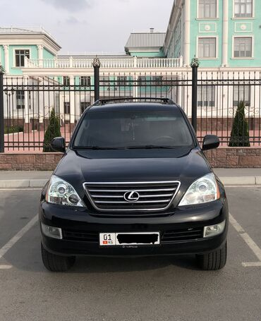 установка газа на авто цена in Кыргызстан   ДРУГОЕ: Lexus GX 4.7 л. 2003