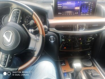 Компания марина хелс - Кыргызстан: Lexus LX 4.5 л. 2016 | 55000 км