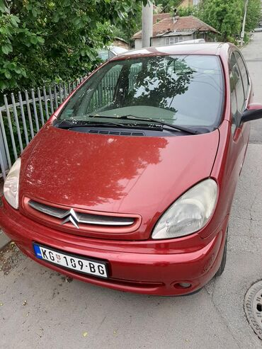 Citroen | Srbija: Citroen Xsara Picasso 2 l. 2001 | 196500 km