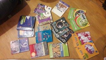 Sport i hobi - Prokuplje: Knjige za 6. razred