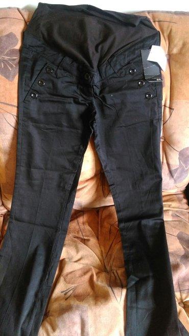Pantalone za trudnice,nove,h&m tri komada,saljem jos slika na - Belgrade