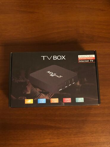 smart tv box - Azərbaycan: Tv box 4kƏn son model TV Boxlar MXQ Pro 4k 5ghzAndroid 9.0Ram-1