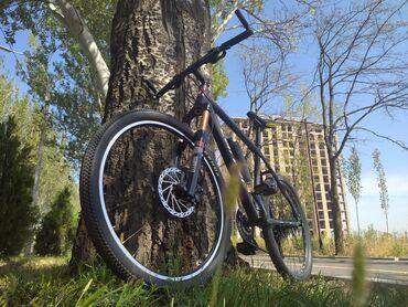 Продаю немецкий велосипед Carver рама алюминиевая размер рамы 21