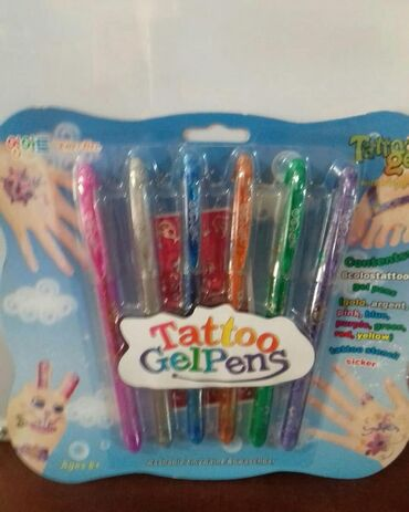 Tatoo Gelpens