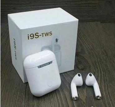 Bluetooth наушники Airpods i9s-TWS. в Бишкек