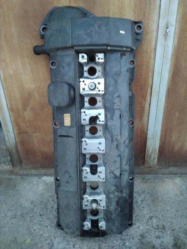 Продаю поддон и клапанную крышку от двигателя bmw m52b25 в Бишкек