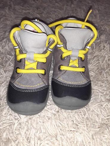 Za decu - Kladovo: Cipele za decaka u odličnom stanju obuvene par puta broj 21 ug 13cm