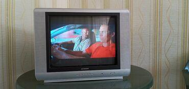 Телевизоры в Ош: Продается!!!б/у телевизор skyworth.состояние хорошее. диагональ 53 см