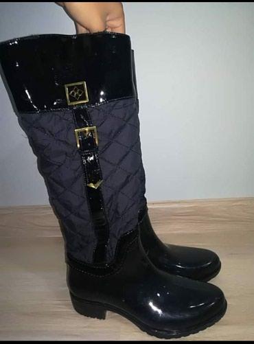 Резиновые сапоги на узкую ногу 35р. В дождливую погоду самое то