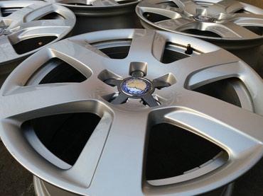 Оригинальные диски R17 для Mercedes. в Бишкек