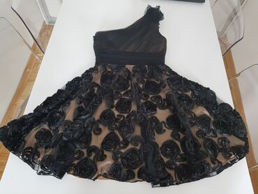 Svecana haljina, nosena jednom. Vel.xs/s