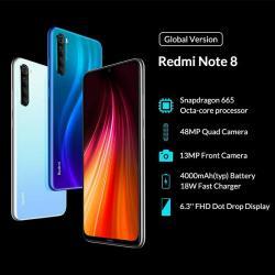 Elektronika Digahda: Yeni Xiaomi Redmi Note 8 64 GB ağ
