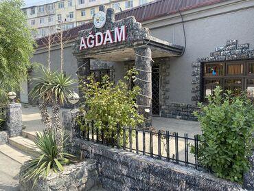 Kommersiya daşınmaz əmlakı - Azərbaycan: Restoran-obyekt satilir 9mkr pajarniy terefde 360kv.m kupcali qazi suy