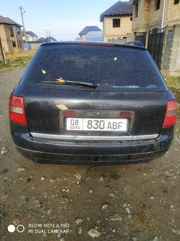 audi a6 2 5 tiptronic в Кыргызстан: Audi A6 2.4 л. 1998 | 323825 км