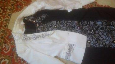 Продаю ( костюм комплект ) платье и пиджак. размер 48-50. одевала