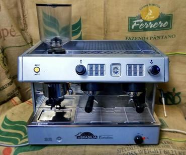 кофемашина со встроенным капучинатором в Кыргызстан: В продаже кофемашина со встроенной кофемолкойBrasilia Portofino 2