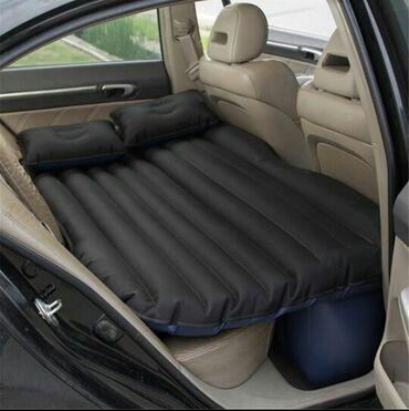 Надувной матрас в машину на заднее сиденье