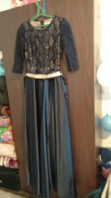 Платья - Теплоключенка: Платье отл состояния, турция, из натурального щелка, брала за 6 000с