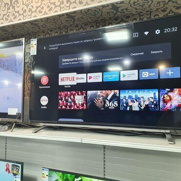 led paneli kvadratnye в Кыргызстан: Телевизоры TOSHIBA Андроид тв   Тошиба 49 дюм 127 см диогональ Смарт