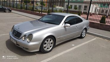 Mercedes-Benz CLK 320 3.2 л. 2002 | 248000 км