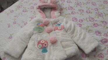 uşaq paltosu - Azərbaycan: Teze usaq paltosu satilir.Turkiye istehsalidir etiketi de ustuntedir