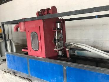 Продаю комплект оборудования по производству канализационных труб из П