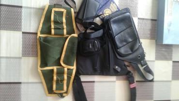 Мужские аксессуары и сумки барсетки новые в Бишкек