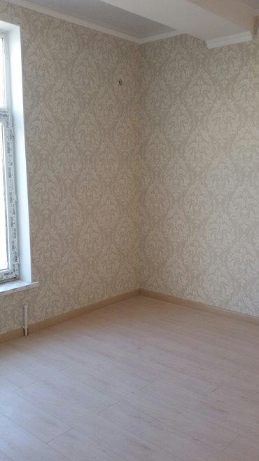 Новая под ключ 2-х кв. , 56 кв. м. , все коммун. центр. (отопление, га в Бишкек
