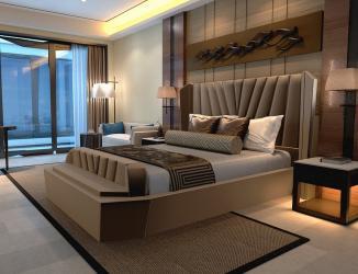Кровати на заказ по индивидуальному дизайну в Бишкек