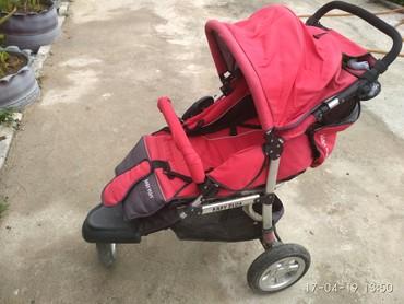 Продаю коляску baby plus, в хорошем состоянии. в Бишкек