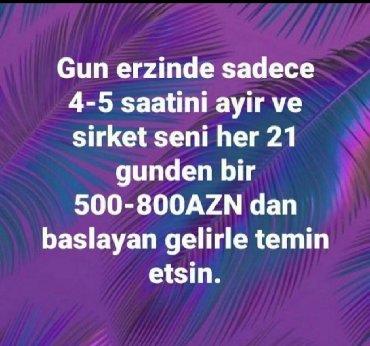 İş Masazırda: Xanımların nəzərinə