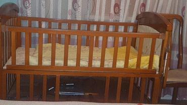 Продается добротная кровать - манеж. в Бишкек