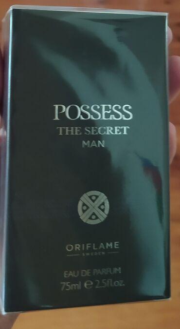 Possess the secret parfüm suyu.80 AZN qiyməti var.60 azn