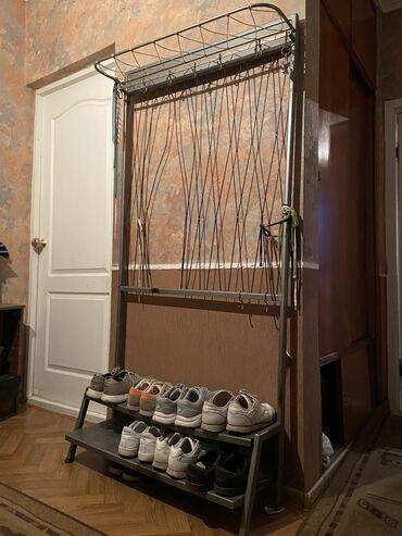 вешалка для одежды в Кыргызстан: Вешалка для одежды и обуви в прихожую, состояние отличное. торг