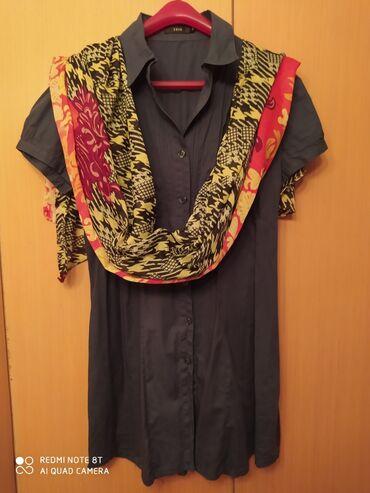 Haljine - Cuprija: Kosuljica sa maramom marama je velika
