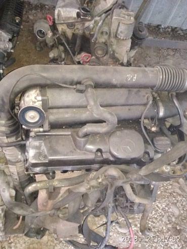 Audi a8 28 tiptronic - Кыргызстан: Продаю автозапчасти на Мерседес спринтер моторы турбины форсунки
