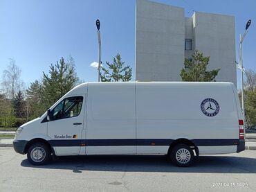 Mercedes-Benz Sprinter 2.2 л. 2009 | 5555 км