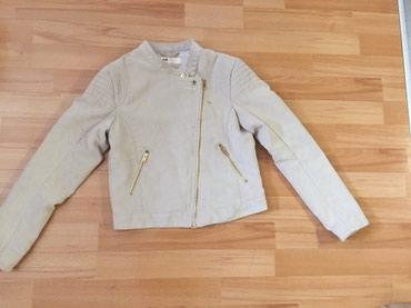 Dečije jakne i kaputi | Krusevac: HM jaknica od prevrnute koze za devojcice 11/12 godJaknjica je u veoma