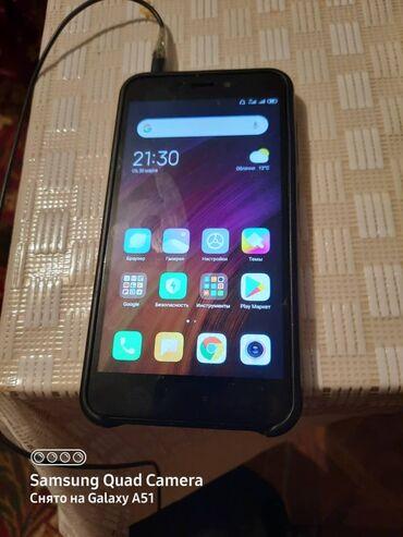 Xiaomi Redmi 4X | 32 ГБ | Черный | Б/у | Сенсорный